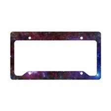 Open Your Eyes License Plate Holder