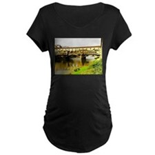 Over And Under Maternity T-Shirt