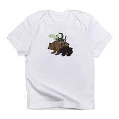Bear Druid Infant T-Shirt