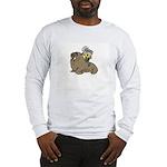 Walrus Beserker Long Sleeve T-Shirt