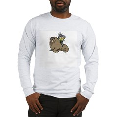 Walrus Beserker Long Sleeve T-Shirt