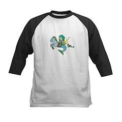 Sea Knight Kid's Baseball Jersey