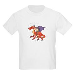 Dragon Knight Kid's T-Shirt