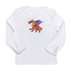 Dragon Knight Infant Long Sleeve T-Shirt