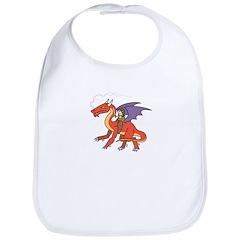 Dragon Knight Bib