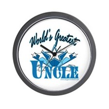 Greatest Uncle Wall Clock