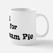 Will work for Boston Cream Pi Mug