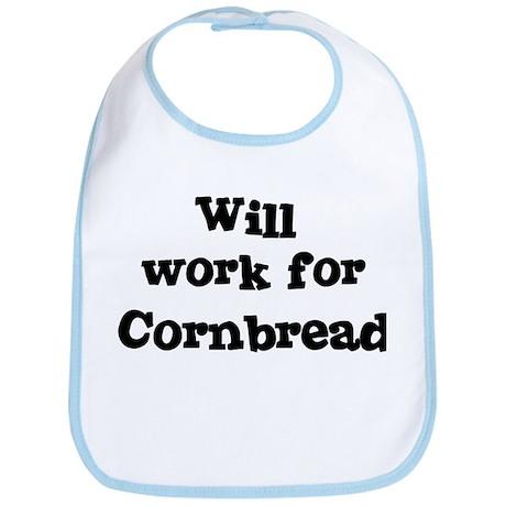 Will work for Cornbread Bib