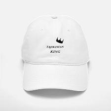Tajikistan King Baseball Baseball Cap