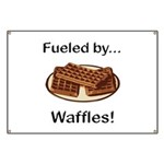 Fueled by Waffles Banner
