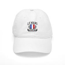 Le Mans France Baseball Cap
