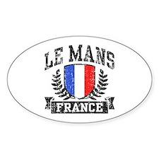 Le Mans France Decal