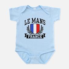 Le Mans France Onesie