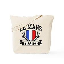 Le Mans France Tote Bag