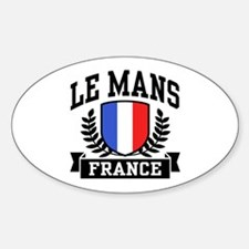 Le Mans France Decal