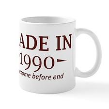 Made in 1990 Mug