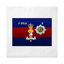 1St Bn Scots Guards B Company Queen Duvet