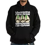 Mustachio Pistachios Hoodie