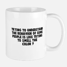 Smell Color 9 Mug