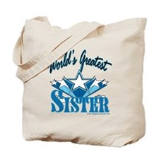 Greatest Sister Tote Bag