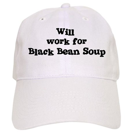 Will work for Black Bean Soup Cap