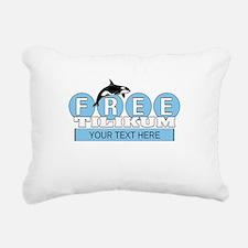 FREE TILIKUM PERSONALIZE Rectangular Canvas Pillow