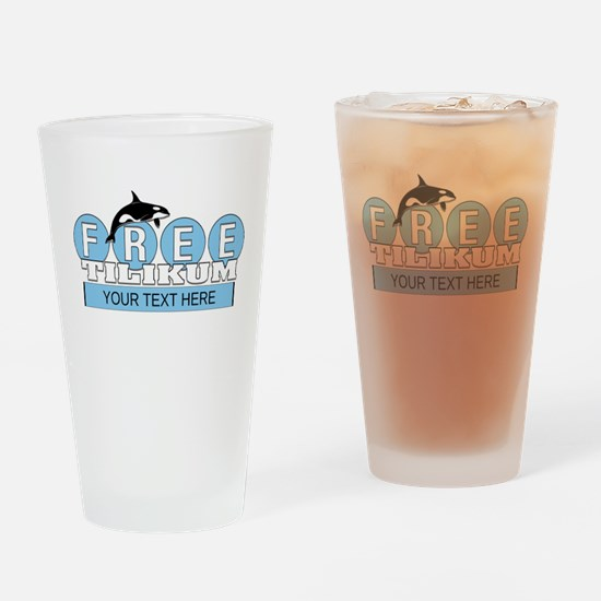 FREE TILIKUM PERSONALIZE Drinking Glass