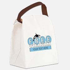 FREE TILIKUM PERSONALIZE Canvas Lunch Bag