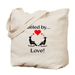 Fueled by Love Tote Bag