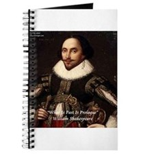 Shakespeare Past Is Prologue Journal