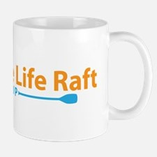 Life Raft Group Full Logo Mug