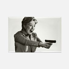 Hillary Shooting Magnets
