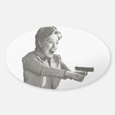 Hillary Shooting Decal
