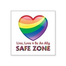 Safe Zone - Ally Sticker