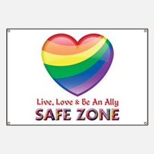 Safe Zone - Ally Banner