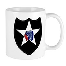 2nd Infantry Division Small Mug