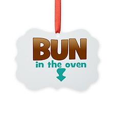 Bun in the Oven Ornament