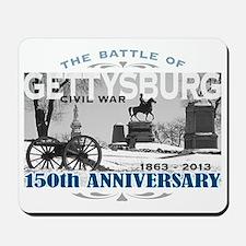 150 Anniversary Gettysburg Battle Mousepad