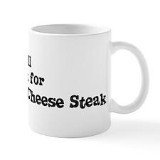 Will work for Philadelphia Ch Mug