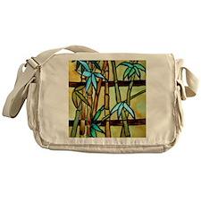 Tiffany Bamboo Panel Messenger Bag