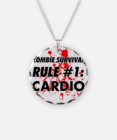 Rule #1 Cardio Necklace