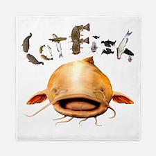 Catfish mouth Queen Duvet