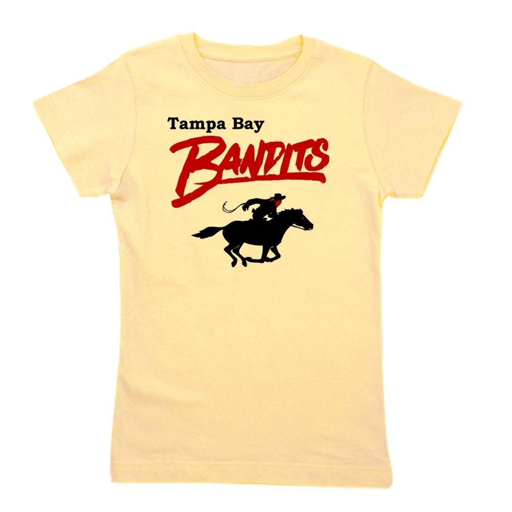 CafePress Tampa Bay Bandits Retro Logo Girl's