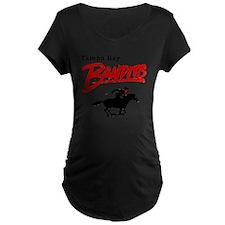 Tampa Bay Bandits Retro Log T-Shirt