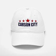 Carson City Baseball Baseball Cap
