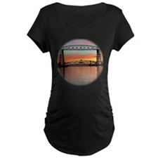 Sunrise under the Bridge T-Shirt