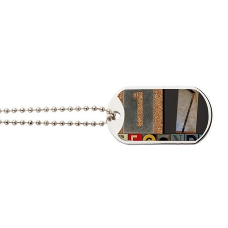 17 Seconds - Goal Dog Tags