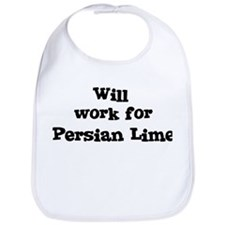 Will work for Persian Lime Bib