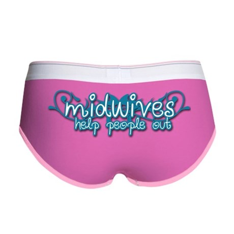 Midwives help people out Women's Boy Brief