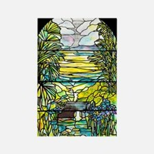 Holy City Memorial Window Rectangle Magnet